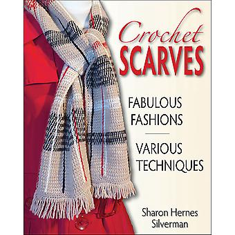 Stackpole Books Crochet Scarves Stb 00818