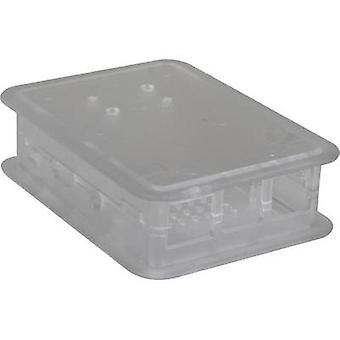 Banana Pi® B+ enclosure Transparent TEK-BERRY3.0 Raspberry Pi® A, B, B+