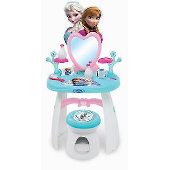 Smoby Frozen Hairdressing Kit (Toys , Home And Professions , Makeup And Accessoiries)