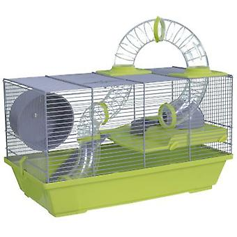 Voltrega Grey Russian Hamster Cage 138 (Small Animals , Hamsters , Cages And Parks)