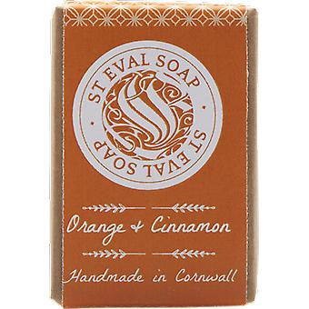 St Eval Candle Orange & Cinnamon Scented Soap