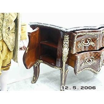 Baroque COMMODE Cabinet LouisXV antique style MoKm0603