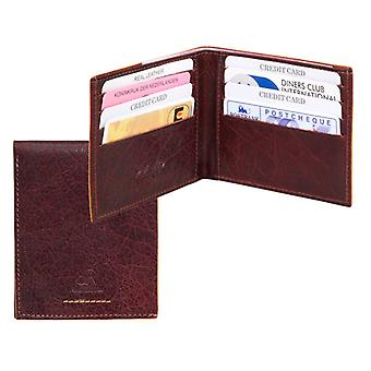 Dr Amsterdam Credit card holder Icon Brown