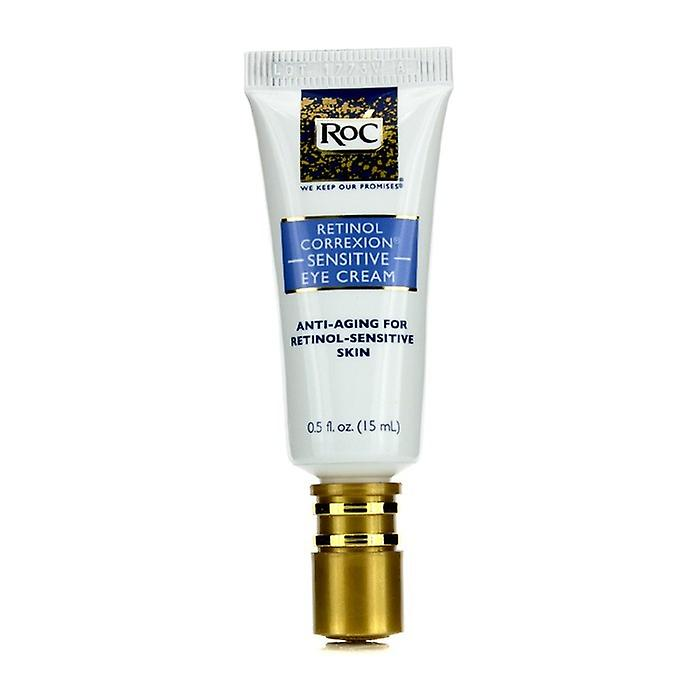 ROC Retinol Correxion Sensitive Eye Cream (Sensitive Skin) 15ml / 0.5oz