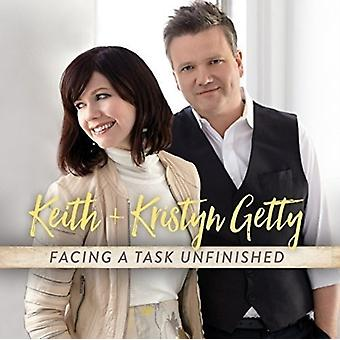 Facing A Task Unfinished (Live by Keith & Kristyn Gett