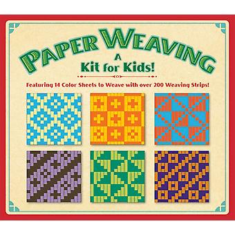 Pwk Paper Weaving Kit (Hardcover)