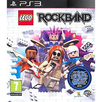 LEGO Rock Band PS3 gry PlayStation 3