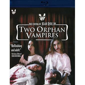 To sjældne vampyrer [BLU-RAY] USA import