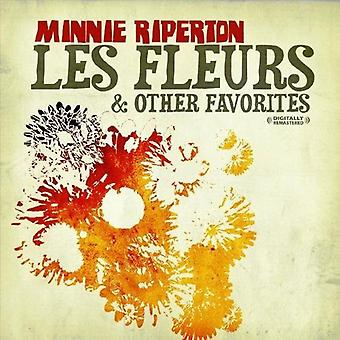 Minnie Riperton - import USA Les Fleurs & inne Ulubione [CD]