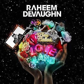 Raheem Devaughn - sted kaldet Loveland [CD] USA import