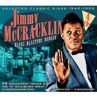 Jimmy McCracklin - Blues Blasters Boogie 1946-1955 [CD] USA import
