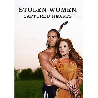 Stjålne kvinder erobrede hjerter [DVD] USA importerer