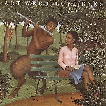 Art Webb - importazione USA amore occhi [CD]