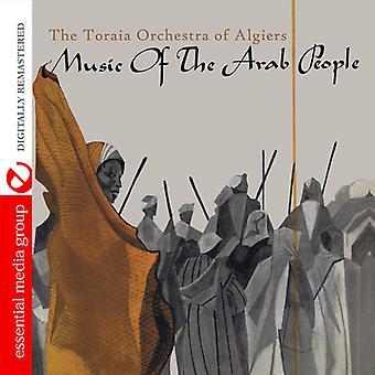 Toraia orquesta de Argel - música de la importación de los E.e.u.u. pueblo árabe [CD]