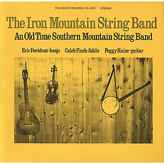 Iron Mountain String Band - Iron Mountain String Band: Import USA stary czas Southern Mo [CD]