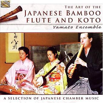 Satoh, Kikuko Aiko Hasegawa, Richard Stagg - Art de l'importation USA Bamboo Flute & Koto japonais [CD]
