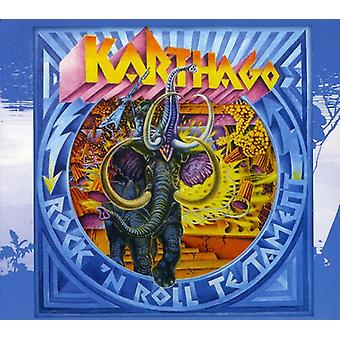 Karthago - Rock 'N' Roll Testamente [CD] USA importerer