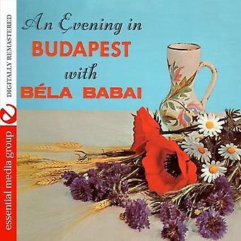 Bela Babai - Evening in Budapest with Bela Babai [CD] USA import
