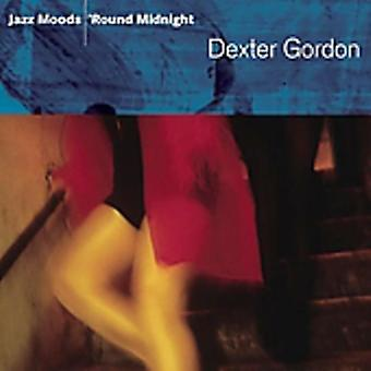 Dexter Gordon - Jazz Moods-Runde [CD] USA import