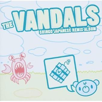 Vandaler - japanske Remix Album [CD] USA importerer