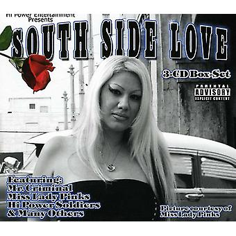 Hi Power Entertainment Presents: - South Side Love 3CD Box Set [CD] USA import