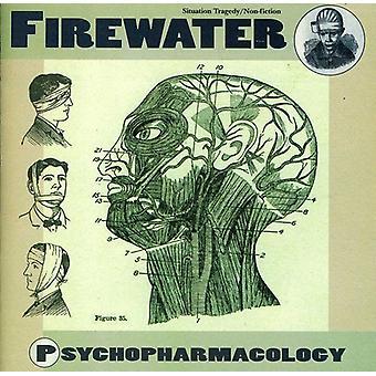 Firewater - Psychopharmocology [CD] USA import