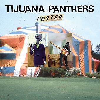 Tijuana Panthers - plakat [CD] USA importerer