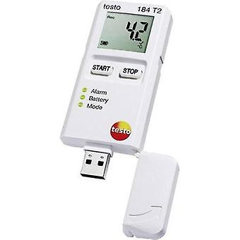 Temperature data logger testo 184 T2 Unit of measurement Temperature