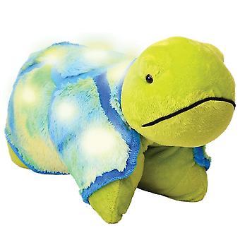 Pillow Pet Glowpets Glow Turtle