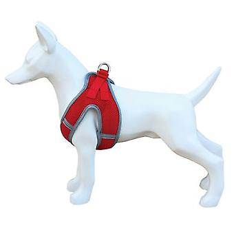 Freedog Arnés Soft Rojo (Dogs , Collars, Leads and Harnesses , Harnesses)