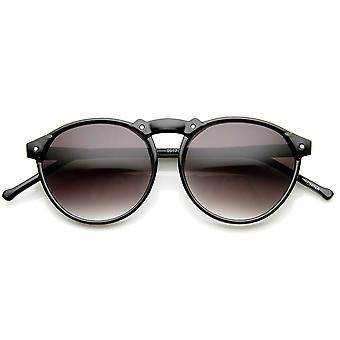 Vintage Inspired P3 Frame Circle Round Sunglasses