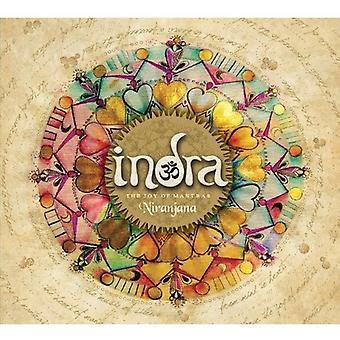 Indra-Simon - glæde af mantraer [CD] USA import