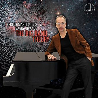 Martignon, Hector / Banda Grande - Big Band teori [CD] USA import