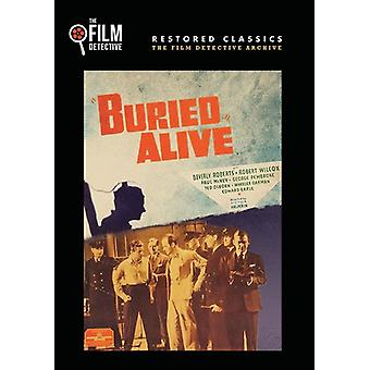Buried Alive [DVD] USA import