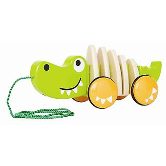 HAPE à pied-le long Crocodile E0348