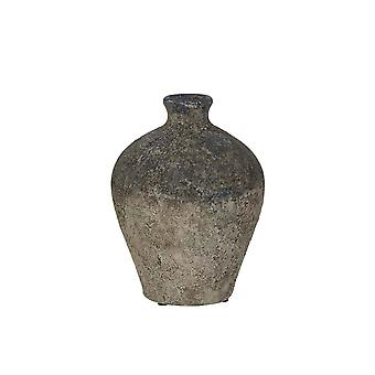Light & Living Vase Deco Ø19,5x26 Cm TANDIKAT Raw Antique Blue