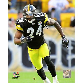 Ike Taylor 2009 Action Photo Print