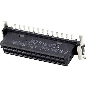 SMC multipole connector 154807 Total number of pins 50 No. of rows 2