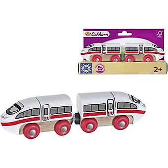 Eichhorn Wooden train set ICE 100001363