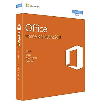 Microsoft Office Home & Student 2016 Full version, 1 license Windows Office package