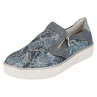 Mesdames Remonte Casual Shoes R5504