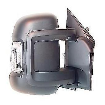 Right Mirror (electric heated 5W indicator) FIAT DUCATO van 2006-2017