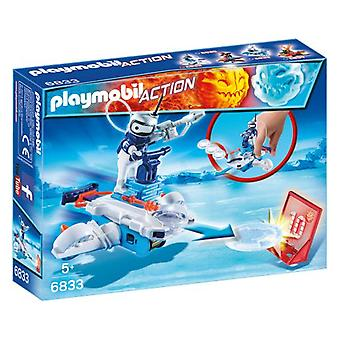 Playmobil Icebot with Disc Shooter 6833
