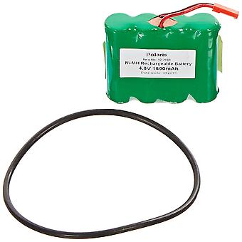 Jandy Zodiac S35 Remote Battery with O-Ring and Gasket