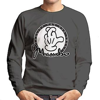 Mambo Heres Hoping Men's Sweatshirt