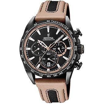 Festina mens watch chronograph F20351/1