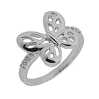 Orphelia Silver 925 Ring  Zirconium   ZR-3927