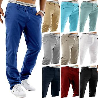 CHINO Estate Colori style trousers Regular jeans Slim Fit Chinos Trousers