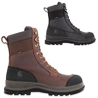 Carhartt Detroit rugged Flex S3 safety boots, boot shaft height: 8