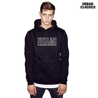 Logo de clásicos urbanos Urban classics Hoodie
